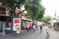Ситилайт №145817 в городе Одесса (Одесская область), размещение наружной рекламы, IDMedia-аренда по самым низким ценам!