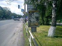 Ситилайт №145919 в городе Полтава (Полтавская область), размещение наружной рекламы, IDMedia-аренда по самым низким ценам!