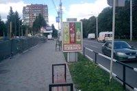 Ситилайт №145926 в городе Полтава (Полтавская область), размещение наружной рекламы, IDMedia-аренда по самым низким ценам!