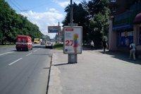 Ситилайт №145929 в городе Полтава (Полтавская область), размещение наружной рекламы, IDMedia-аренда по самым низким ценам!