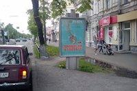 Ситилайт №145935 в городе Полтава (Полтавская область), размещение наружной рекламы, IDMedia-аренда по самым низким ценам!