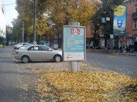 Ситилайт №145936 в городе Полтава (Полтавская область), размещение наружной рекламы, IDMedia-аренда по самым низким ценам!