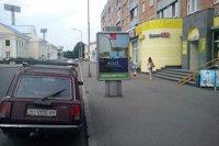 Ситилайт №145937 в городе Полтава (Полтавская область), размещение наружной рекламы, IDMedia-аренда по самым низким ценам!