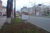 Ситилайт №145943 в городе Полтава (Полтавская область), размещение наружной рекламы, IDMedia-аренда по самым низким ценам!