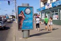 Ситилайт №145946 в городе Полтава (Полтавская область), размещение наружной рекламы, IDMedia-аренда по самым низким ценам!