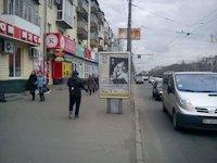 Ситилайт №145947 в городе Полтава (Полтавская область), размещение наружной рекламы, IDMedia-аренда по самым низким ценам!