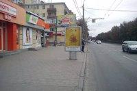 Ситилайт №145951 в городе Полтава (Полтавская область), размещение наружной рекламы, IDMedia-аренда по самым низким ценам!