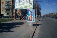 Ситилайт №145955 в городе Полтава (Полтавская область), размещение наружной рекламы, IDMedia-аренда по самым низким ценам!
