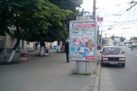 Ситилайт №145958 в городе Полтава (Полтавская область), размещение наружной рекламы, IDMedia-аренда по самым низким ценам!