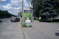 Ситилайт №145960 в городе Полтава (Полтавская область), размещение наружной рекламы, IDMedia-аренда по самым низким ценам!