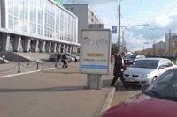 Ситилайт №145961 в городе Полтава (Полтавская область), размещение наружной рекламы, IDMedia-аренда по самым низким ценам!