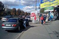 Ситилайт №145964 в городе Полтава (Полтавская область), размещение наружной рекламы, IDMedia-аренда по самым низким ценам!