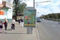 Ситилайт №145967 в городе Полтава (Полтавская область), размещение наружной рекламы, IDMedia-аренда по самым низким ценам!