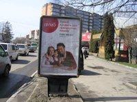 Ситилайт №146003 в городе Ровно (Ровенская область), размещение наружной рекламы, IDMedia-аренда по самым низким ценам!