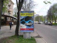 Ситилайт №146008 в городе Ровно (Ровенская область), размещение наружной рекламы, IDMedia-аренда по самым низким ценам!