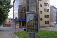 Ситилайт №146009 в городе Ровно (Ровенская область), размещение наружной рекламы, IDMedia-аренда по самым низким ценам!