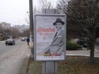 Ситилайт №146013 в городе Ровно (Ровенская область), размещение наружной рекламы, IDMedia-аренда по самым низким ценам!