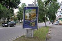 Ситилайт №146017 в городе Ровно (Ровенская область), размещение наружной рекламы, IDMedia-аренда по самым низким ценам!