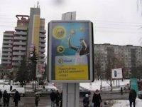Ситилайт №146019 в городе Ровно (Ровенская область), размещение наружной рекламы, IDMedia-аренда по самым низким ценам!