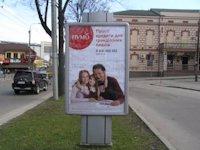 Ситилайт №146022 в городе Ровно (Ровенская область), размещение наружной рекламы, IDMedia-аренда по самым низким ценам!