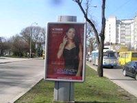 Ситилайт №146023 в городе Ровно (Ровенская область), размещение наружной рекламы, IDMedia-аренда по самым низким ценам!