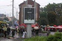 Ситилайт №146025 в городе Ровно (Ровенская область), размещение наружной рекламы, IDMedia-аренда по самым низким ценам!