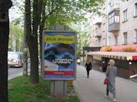 Ситилайт №146029 в городе Ровно (Ровенская область), размещение наружной рекламы, IDMedia-аренда по самым низким ценам!