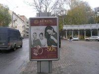 Ситилайт №146035 в городе Ровно (Ровенская область), размещение наружной рекламы, IDMedia-аренда по самым низким ценам!