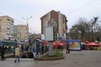 Ситилайт №146045 в городе Ровно (Ровенская область), размещение наружной рекламы, IDMedia-аренда по самым низким ценам!