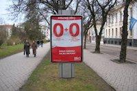 Ситилайт №146148 в городе Тернополь (Тернопольская область), размещение наружной рекламы, IDMedia-аренда по самым низким ценам!