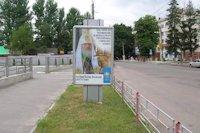 Ситилайт №146155 в городе Тернополь (Тернопольская область), размещение наружной рекламы, IDMedia-аренда по самым низким ценам!