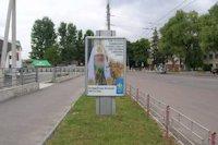 Ситилайт №146157 в городе Тернополь (Тернопольская область), размещение наружной рекламы, IDMedia-аренда по самым низким ценам!