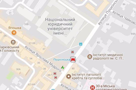 IDMedia Арендовать и разместить Бэклайт в городе Харьков (Харьковская область) №146742 схема