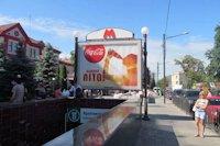 Бэклайт №146765 в городе Харьков (Харьковская область), размещение наружной рекламы, IDMedia-аренда по самым низким ценам!