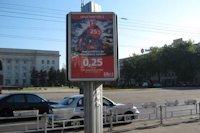 Ситилайт №147111 в городе Херсон (Херсонская область), размещение наружной рекламы, IDMedia-аренда по самым низким ценам!