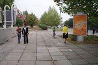 Ситилайт №147114 в городе Херсон (Херсонская область), размещение наружной рекламы, IDMedia-аренда по самым низким ценам!