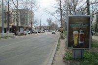 Ситилайт №147123 в городе Херсон (Херсонская область), размещение наружной рекламы, IDMedia-аренда по самым низким ценам!