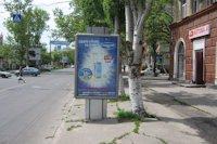 Ситилайт №147125 в городе Херсон (Херсонская область), размещение наружной рекламы, IDMedia-аренда по самым низким ценам!