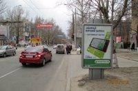 Ситилайт №147127 в городе Херсон (Херсонская область), размещение наружной рекламы, IDMedia-аренда по самым низким ценам!