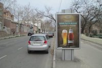 Ситилайт №147133 в городе Херсон (Херсонская область), размещение наружной рекламы, IDMedia-аренда по самым низким ценам!