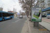 Ситилайт №147135 в городе Херсон (Херсонская область), размещение наружной рекламы, IDMedia-аренда по самым низким ценам!