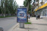 Ситилайт №147137 в городе Херсон (Херсонская область), размещение наружной рекламы, IDMedia-аренда по самым низким ценам!