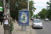 Ситилайт №147138 в городе Херсон (Херсонская область), размещение наружной рекламы, IDMedia-аренда по самым низким ценам!