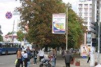 Ситилайт №147164 в городе Хмельницкий (Хмельницкая область), размещение наружной рекламы, IDMedia-аренда по самым низким ценам!