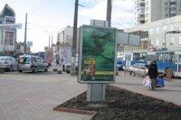 Ситилайт №147182 в городе Хмельницкий (Хмельницкая область), размещение наружной рекламы, IDMedia-аренда по самым низким ценам!