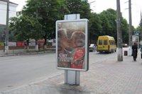 Ситилайт №147187 в городе Хмельницкий (Хмельницкая область), размещение наружной рекламы, IDMedia-аренда по самым низким ценам!
