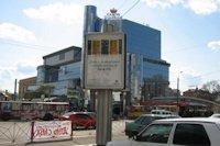 Ситилайт №147192 в городе Хмельницкий (Хмельницкая область), размещение наружной рекламы, IDMedia-аренда по самым низким ценам!