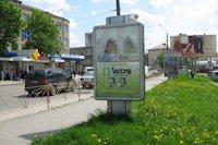 Ситилайт №147202 в городе Хмельницкий (Хмельницкая область), размещение наружной рекламы, IDMedia-аренда по самым низким ценам!