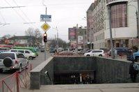 Ситилайт №147222 в городе Хмельницкий (Хмельницкая область), размещение наружной рекламы, IDMedia-аренда по самым низким ценам!