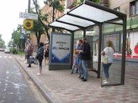 Ситилайт №147229 в городе Черкассы (Черкасская область), размещение наружной рекламы, IDMedia-аренда по самым низким ценам!